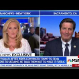 Rep. Garamendi joins Alex Witt - March 31, 2018