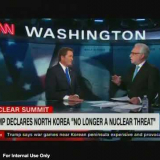 Garamendi joins Wolf Blitzer to discuss the Trump-Kim Summit: June 13, 2018