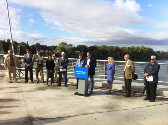 Congressman Garamendi & Local Leaders Urge More Federal Support for Delta Levees