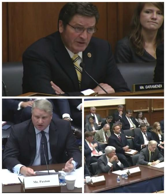 Congressional Hearing on U.S. Merchant Marine Highlights Bipartisan Growing American Shipping Act
