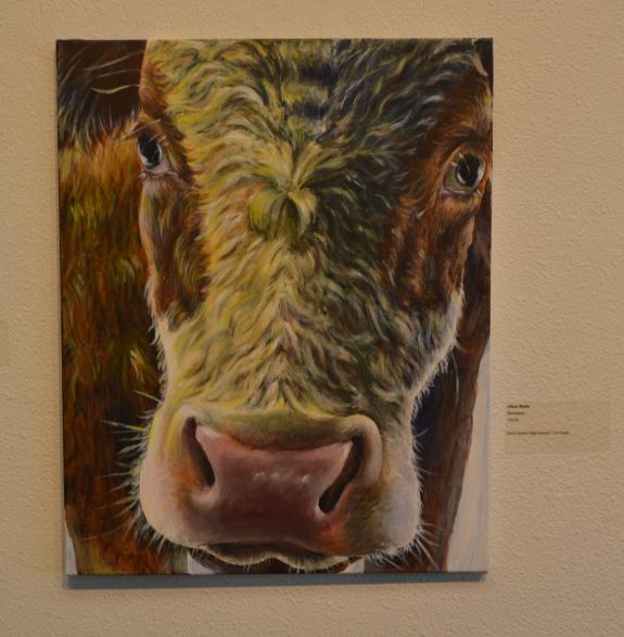 108 Students Honored at Congressional High School Art Competition