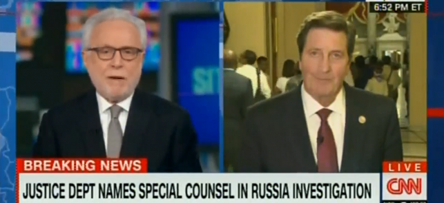 Garamendi joins CNN to discuss appointment of a special counsel on Trump/Russia feature image