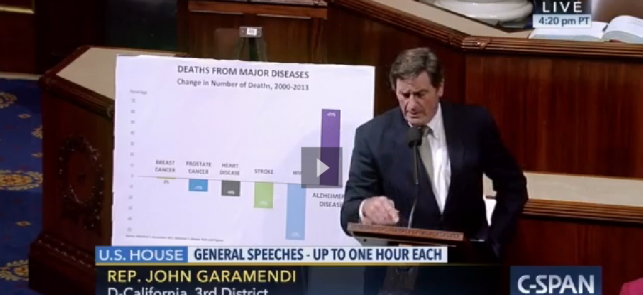 Garamendi speaks out about Trump's budget request feature image