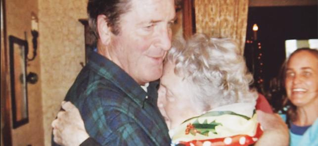 Congressman Garamendi and his mother-in-law