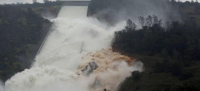 OROVILLE DAM UPDATES feature image