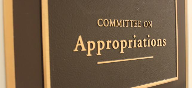 Submit your appropriations request feature image